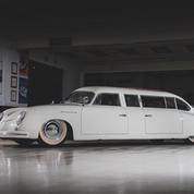 Porsche 356 Limousine, une 356 avec chauffeur