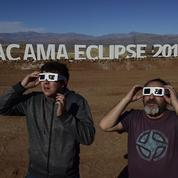 Suivez en direct la seule éclipse totale de Soleil de 2019