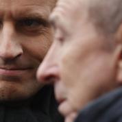 À Lyon, Emmanuel Macron face au casse-tête Gérard Collomb