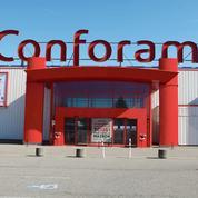 La liste des 32 magasins Conforama qui vont fermer en 2020