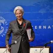 Christine Lagarde, le retour aux sources d'une pionnière