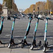 Des opérateurs de trottinettes abandonnent déjà Paris