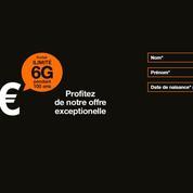 Orange propose un forfait 6G illimité pour alerter sur le piratage