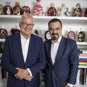 Christian et Olivier Courtin-Clarins: «Clarins n'est en aucun cas à vendre»