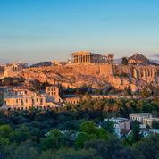 En Grèce, le tourisme fait moins recette cette année