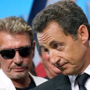 Nicolas Sarkozy: «Johnny Hallyday, je l'ai aimé depuis le début!»
