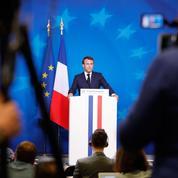 Conseil européen: «Le retour du Macron Show!»