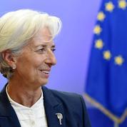 Lagarde à la BCE: l'accueil plutôt positif des marchés