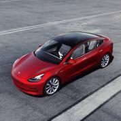 Tesla bat des records de livraisons