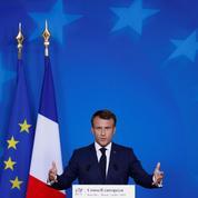 Guillaume Tabard: «UE, un bénéfice politique pour Macron»