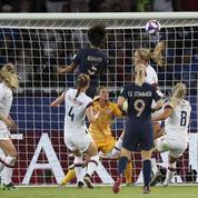 Foot féminin: M6 va bénéficier des bons résultats des Bleues