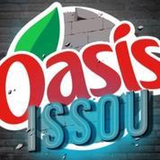 Oasis lance un concours... et c'est la ville d'Issou qui trinque (bien malgré elle)