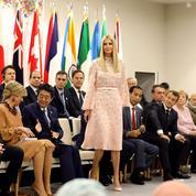 Quand Ivanka Trump s'impose parmi les dirigeants du monde
