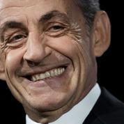 Nicolas Sarkozy «content» de rester au contact des Français