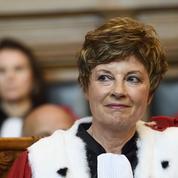 Chantal Arens devient la première magistrate de France