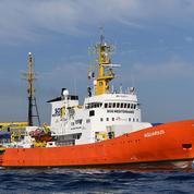 Migrants: l'ONG SOS Méditerranée attaque Nadine Morano et Stéphane Ravier