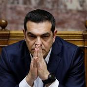 La Grèce prête à tourner la page Tsipras