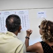Les bacheliers perplexes devant leurs «notes provisoires» à l'examen