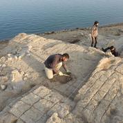 Un palais vieux de 3400 ans découvert après une terrible sécheresse au Kurdistan irakien