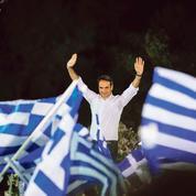 Retour éclatant de la droite en Grèce