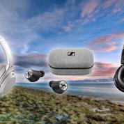 Les meilleurs casques et écouteurs à emporter sur le chemin des vacances