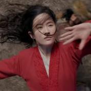 Mulan ,découvrez la bande-annonce belliqueuse du remake de Disney