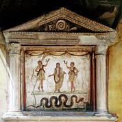 À quoi ressemblait la vie religieuseà Pompéi?