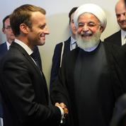 Iran: la très délicate médiation française