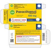 Des messages d'alerte sur les boîtes de paracétamol