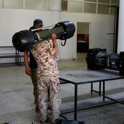 Libye: des missiles vendus par les États-Unis à la France découverts dans un ancien camp d'Haftar