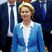 À Bruxelles, la course d'obstacles d'Ursula von der Leyen
