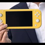 La Switch Lite de Nintendo sortira le 20 septembre