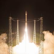 Espace: échec de la fusée européenne Vega
