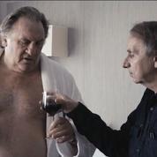 Découvrez le teaser de Thalasso :Houellebecq et Depardieu au régime sec ou presque