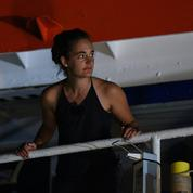 Migrants: Carola Rackete, la militante écolo qui défie l'Europe