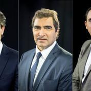 Présidence des Républicains: qui sont les trois candidats sur la liste de départ