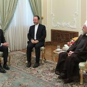 Délicate médiation française entre Téhéran etWashington