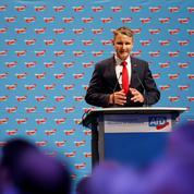 Allemagne: l'AfD perturbée par les tensions entre «durs» et«modérés»