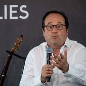 Ferré, Trenet, Indochine... François Hollande se raconte en chansons aux Francofolies