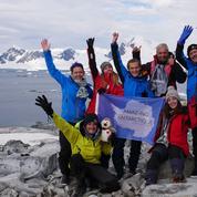 Quatre étudiants racontent leur incroyable expédition dans l'Antarctique
