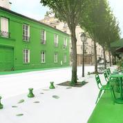 Paris: la Butte-aux-Cailles en vert jusqu'à dimanche