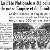 Le défilé du 14 juillet 1939 vu par Le Figaro :«Force et grâce ne faisaient qu'un»