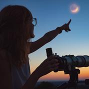 Des milliers de télescopes dans les rues pour observer la Lune
