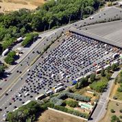 Bison futé: circulation intense pour les départs en vacances du week-end du 14 juillet