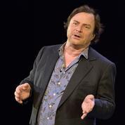 François Rollin: «L'humour est devenu un produit de consommation»