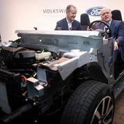 Ford et Volkswagen roulent ensemble dans l'autonome et l'électrique