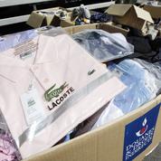 Une campagne sur les plages pour lutter contre la contrefaçon