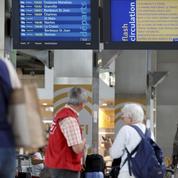 SNCF: l'alimentation de la gare Montparnasse est sous contrôle