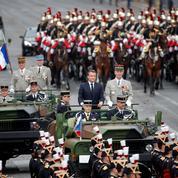 Défilé du 14 juillet: l'Europe de la défense au cœur des festivités