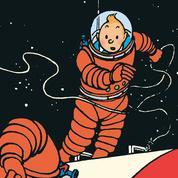 Comment Hergé imagina la plus extraordinaire aventure de Tintin…